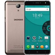 Doogee X7 gold - Mobile Phone