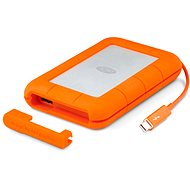 LaCie Rugged SSD 500GB Thunderbolt Series - External Disk