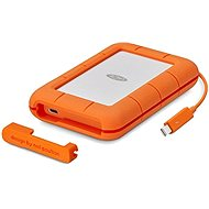 "LaCie 2.5"" Rugged 4TB Thunderbolt USB-C - External hard drive"