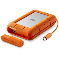 LaCie Rugged Thunderbolt 4TB - External Disk
