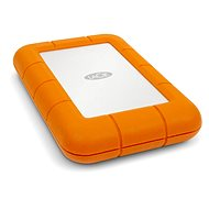"LaCie 2.5"" Rugged Triple 500GB - External Disk"