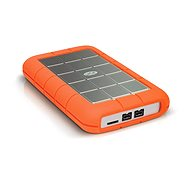 "LaCie 2.5"" Rugged Triple 1TB - External hard drive"