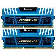 Corsair 4GB KIT DDR3 1600MHz CL9 Blue Vengeance - System Memory