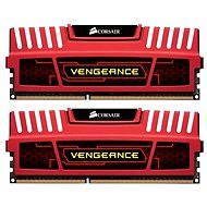 Corsair 8GB KIT DDR3 2133MHz CL11 Red Vengeance - System Memory