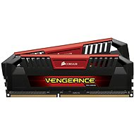 Corsair 8GB KIT DDR3 2400MHz CL11 Vengeance Pro Red - System Memory