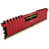 Corsair Vengeance LPX 8GB DDR4 3000MHz C15 Memory Kit red - System Memory