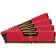 Corsair 16GB KIT DDR4 2800MHz CL16 Vengeance LPX Red - System Memory