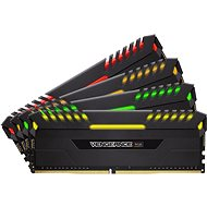 Corsair 32GB KIT DDR4 2666MHz C16 Vengeance RGB Series - System Memory