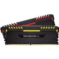 Corsair 32GB KIT DDR4 2666MHz CL16 Vengeance RGB Series - System Memory