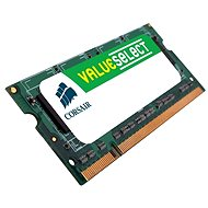 Corsair 4GB 1333MHz CL9 DDR3L SODIMM Memory - System Memory