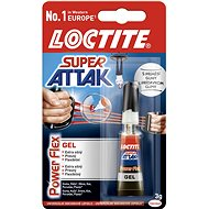 LOCTITE Super Attak Power Gel Flex 3 g - Glue