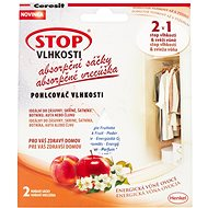 CERESIT Stop Moisture 2in1 - absorbent bags of energetic fruit 2 x 50g - Dehumidifier