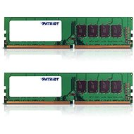 Patriot 8GB KIT DDR4 2133Mhz CL15 Signature Line with Cooler - System Memory