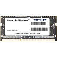 Patriot SO-DIMM 4GB DDR3 1600MHz CL11 Ultrabook Line - System Memory