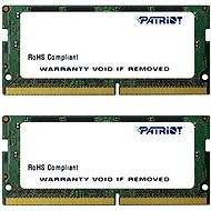 Patriot Signature Line 16GB DDR4 2133MHz CL15 SODIMM Kit - System Memory