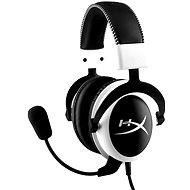 HyperX Cloud Gaming Headset White - Headphones