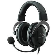 HyperX Cloud II Headset Gunmetal Grey - Headphones
