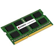Kingston SO-DIMM 8GB of DDR3 1600MHz CL11 Dual voltage - System Memory