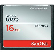 SanDisk Compact Flash Ultra 16 GB - Memory Card