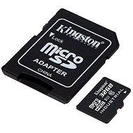 Kingston Micro SDHC 32GB Class 10 UHS-I Industrial Temp + SD Adapter - Memory Card