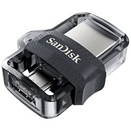 SanDisk Ultra Dual USB Drive 3.0 128GB - USB Flash Drive