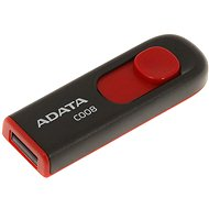 ADATA C008 8GB black - USB Flash Drive