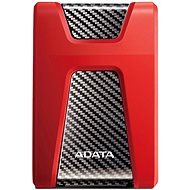 "ADATA HD650 HDD 2.5"" 1TB Red - External Disk"