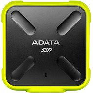 ADATA SD700 SSD 256GB yellow - External Drive