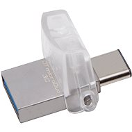 Kingston DataTraveler MicroDuo 3C 64GB - USB Flash Drive