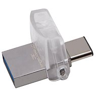 Kingston DataTraveler MicroDuo 3C 128GB - USB Flash Drive