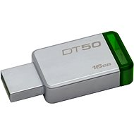 Kingston DataTraveler 50 16 gigabytes - USB Flash Drive