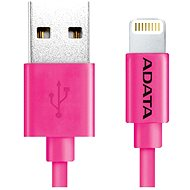 ADATA Lightning MFi 1m Pink - Data cable