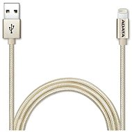 ADATA Lightning MFi 1m Gold - Cable