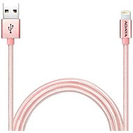 ADATA Lightning data cable MFi 1m Rose Gold - Data cable