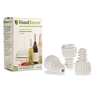 FOODSAVER bottle stoppers for vacuum sealing FoodSaver 3pcs - Accessories