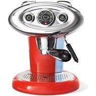 ILLY Francis Francis X7.1 red + 2 ceramic cups - Capsule Coffee Machine