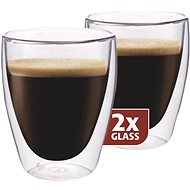 Maxxo Thermo DG830 coffee glasses - Glasses