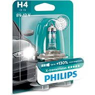 PHILIPS H4 X-tremeVision, 60 / 55W, socket P43t-38 - Car Bulb