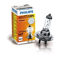 PHILIPS H7 Vision, 55W, socket PX26d - Car Bulb