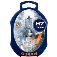 OSRAM replacement kit H7/12V - Car Lightbulb