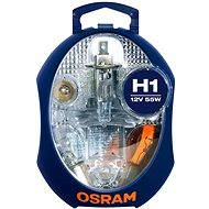 OSRAM Spare Lamp Box H1/12V - Car Light