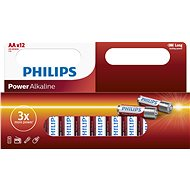 Philips LR6P12W 12pcs in pack - Battery
