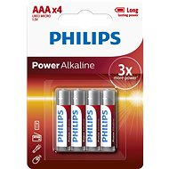 Philips LR03P4B 4pcs - Battery