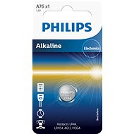 Philips A76 1pcs in pack - Battery