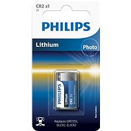 Philips CR2 1 unit per package - Battery
