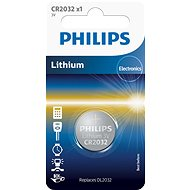 Philips CR2032 1pc - Battery