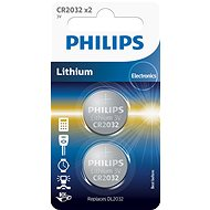 Philips CR2032P2 2pcs in a package - Battery
