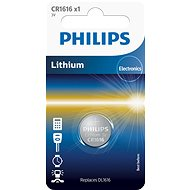 Philips CR1616 1 unit per package - Battery