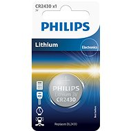 Philips CR2430 1 unit per package - Battery