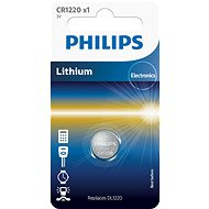 Philips CR1220 1 unit per package - Battery